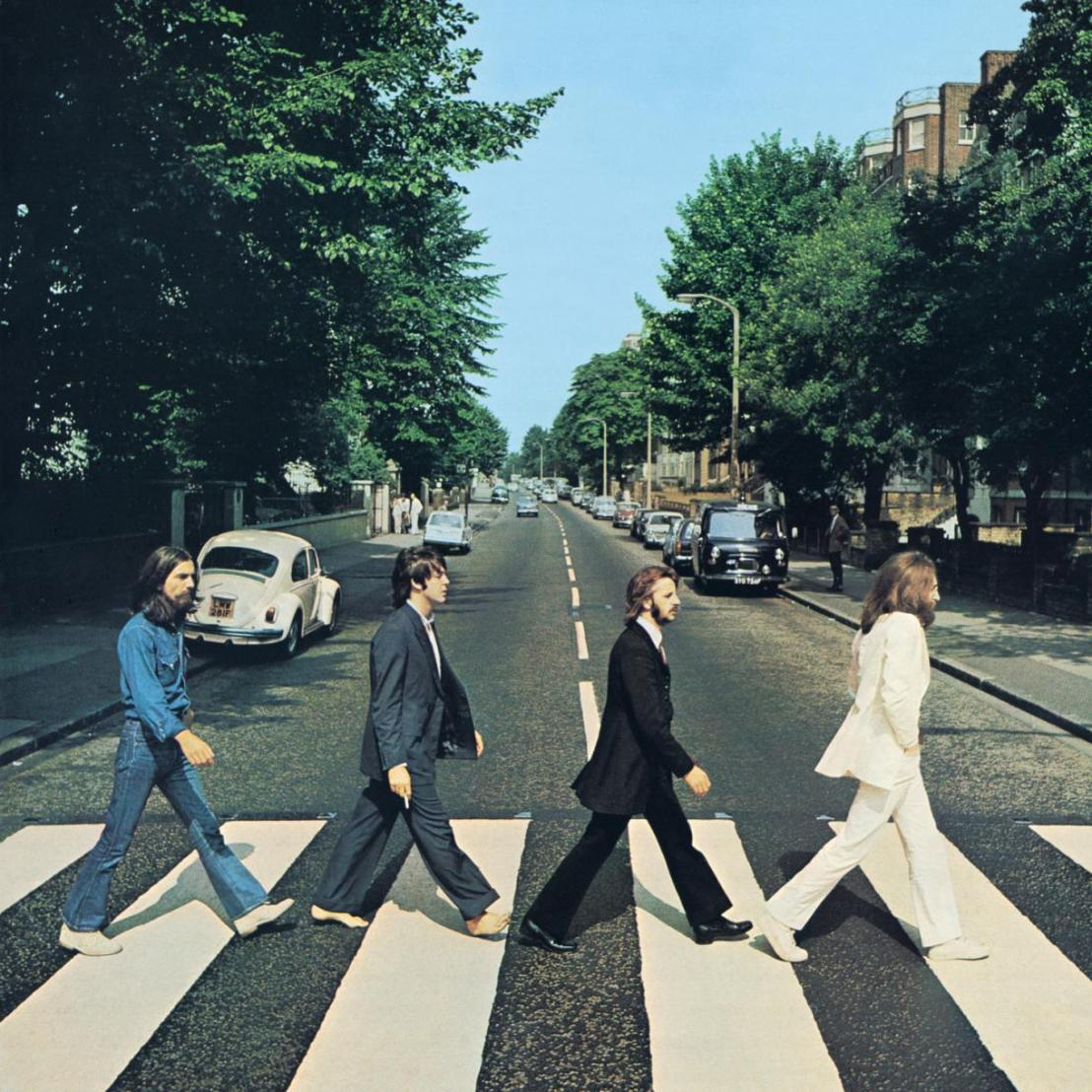 47 Years of Abbey Road