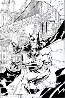 jim-lee-art-batman-black-and-white-1