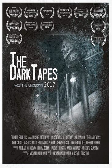 The Dark Tapes (2017) [1000 x 1500]