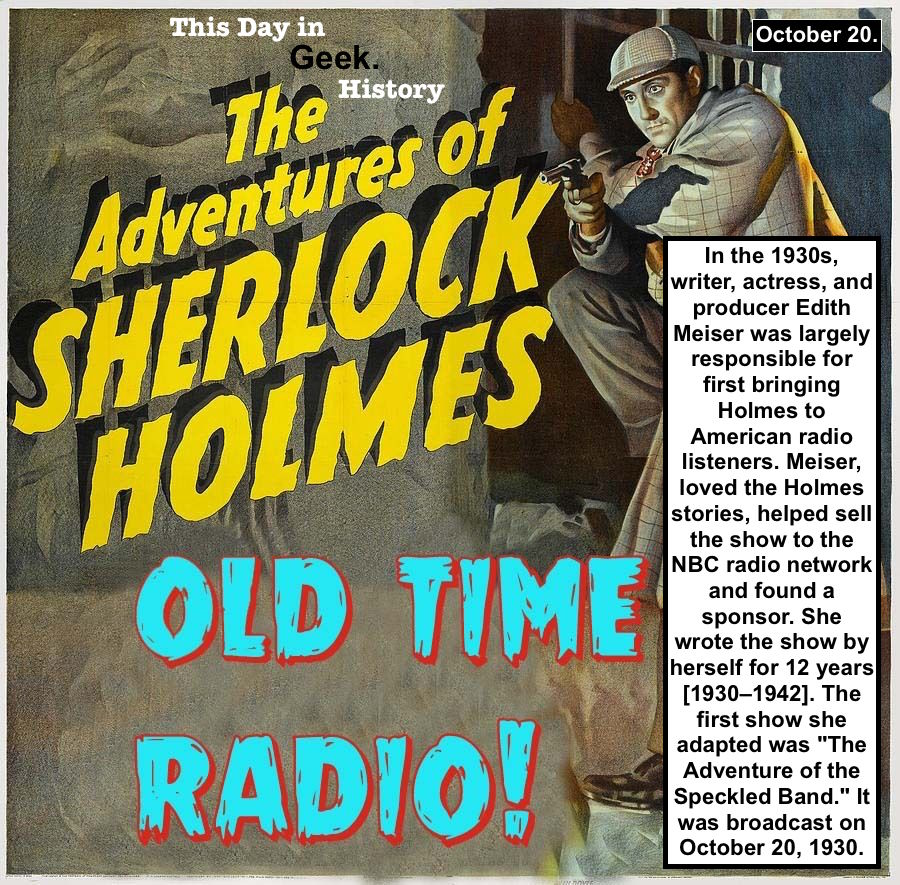 The Adventures of Sherlock Holmes 10/20