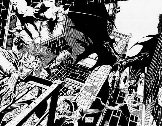 batman-and-rogues