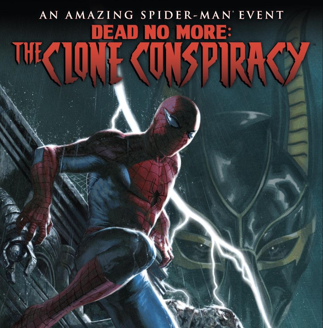 Dead No More: Clone Conspiracy#1