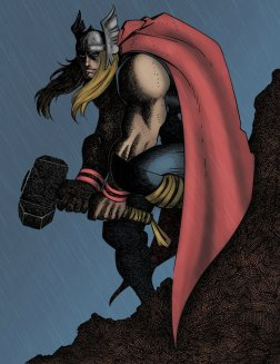 john_romita_jr_thor_colored_by_rainbow_graphic-d3kjyvt