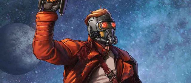 Peter Quill Starlord