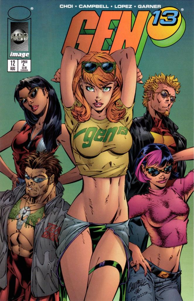 Gen13 by J. Scott Campbell
