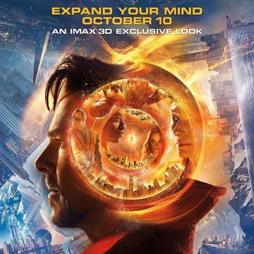Dr. Strange IMAX PreviewReview