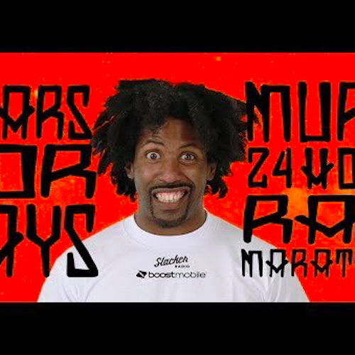 Murs #BarsForDays