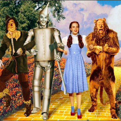 The Wizard of Oz Began Filming (10/13/1926)