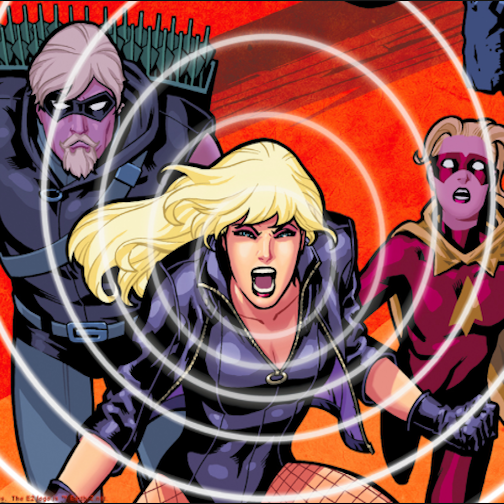 Black Canary Variations
