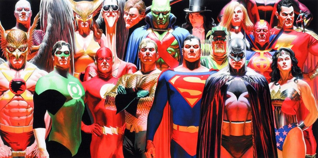 DC Universe by Alex Ross