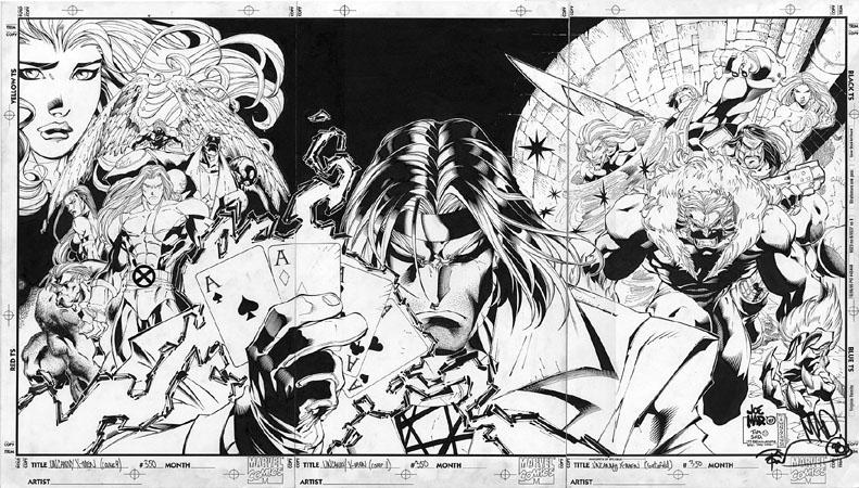 Gambit | X-Men by Joe Madureira
