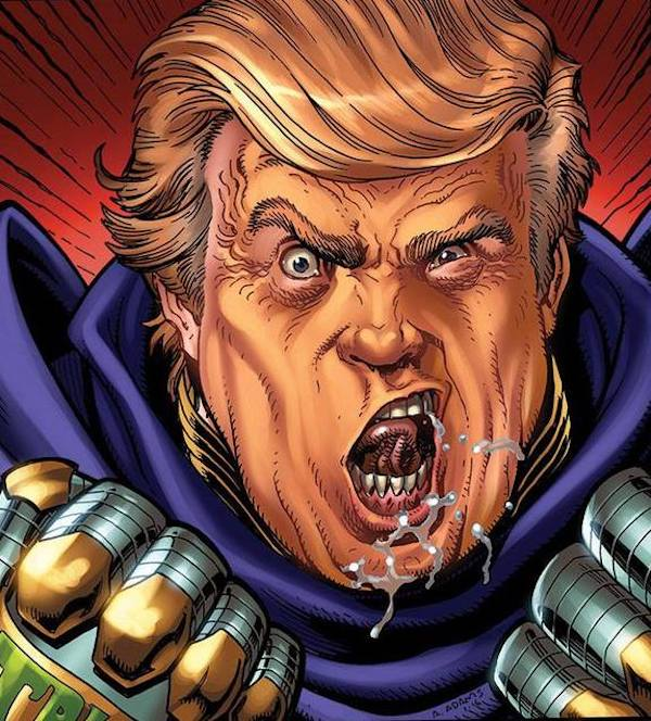 'Misunderstood' Comic Book Presidents