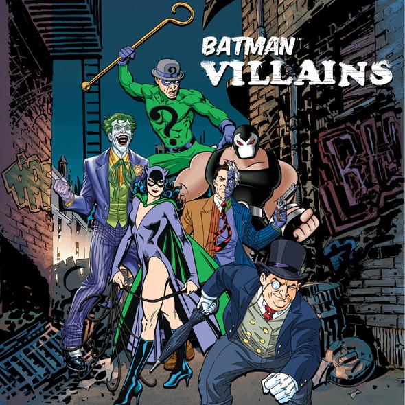 DC Legion of Collectors: Batman VillainsUnboxing