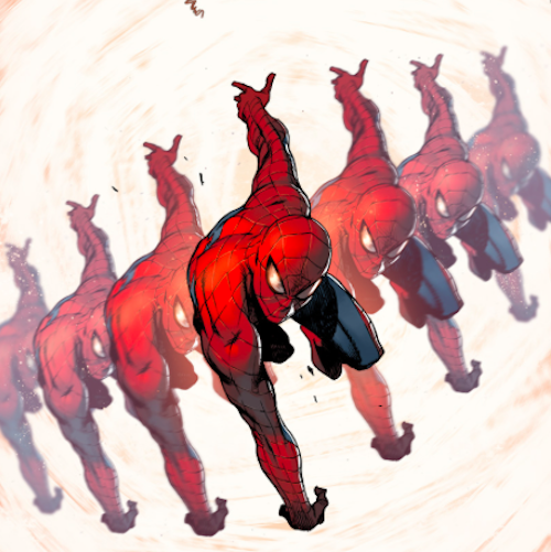 Clone Conspiracy 1-4 Cover Art w/ Variants