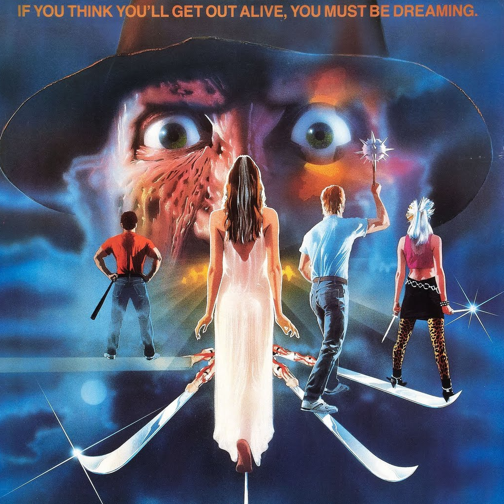 A Nightmare on Elm Street Movie Posters
