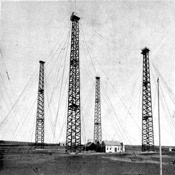 #OTD the Marconi Wireless Company incorporated in New Jersey 11/22/1899