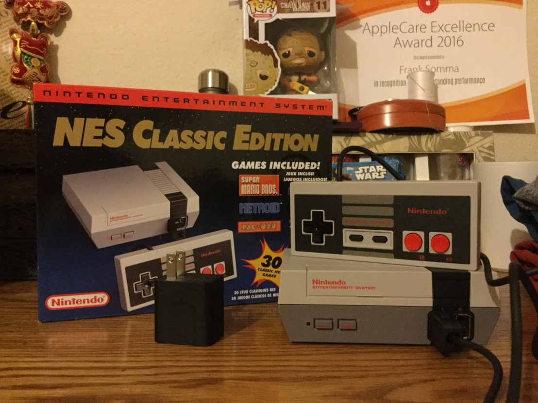 NES Classic Edition (Nintendo Mini) SOLD OUT!