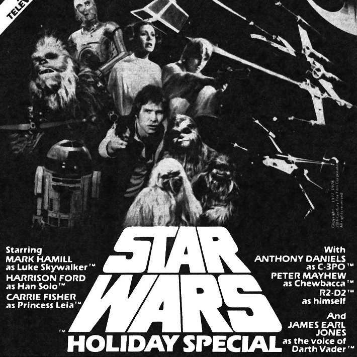 The Star Wars Holiday Special (1978) FullMovie