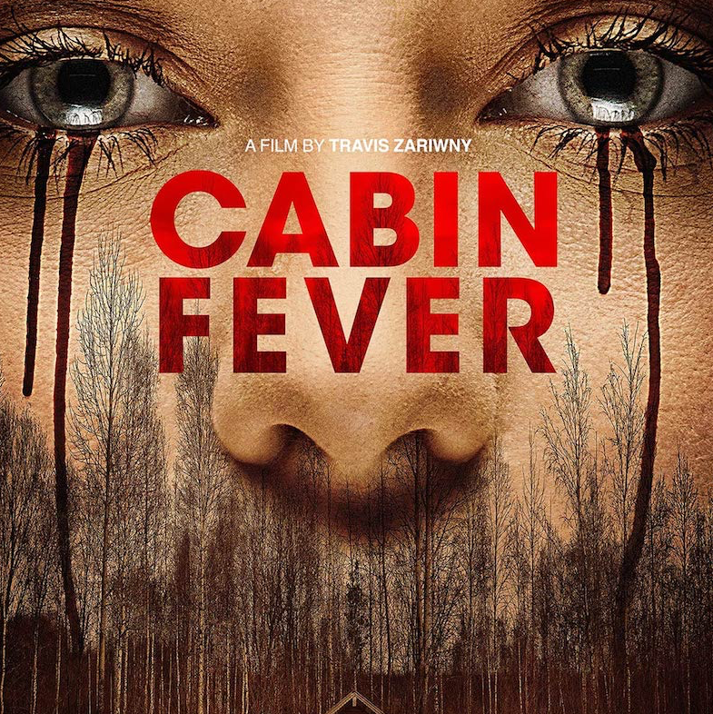 Cabin Fever Movie Posters