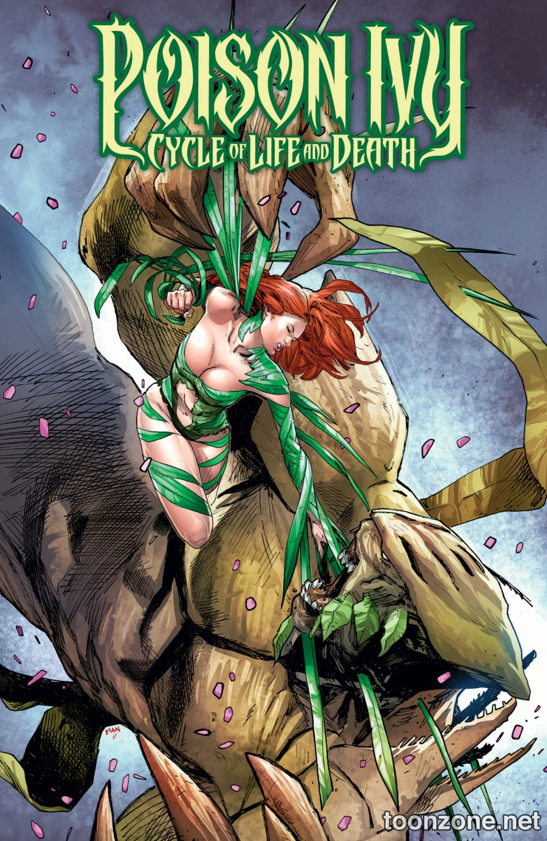 Poison Ivy Cycle of Life and Death #6 Cover by Clay Mann Ulises Arreola.jpg