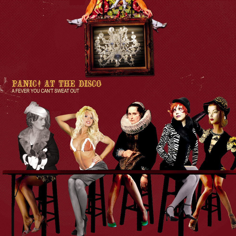 Panic At The Disco Album Covers Gbn