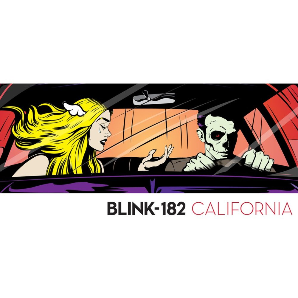 Blink-182 Album Covers