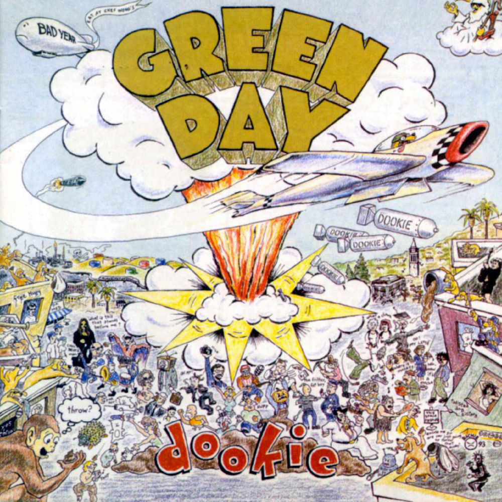 Green Day Album Covers