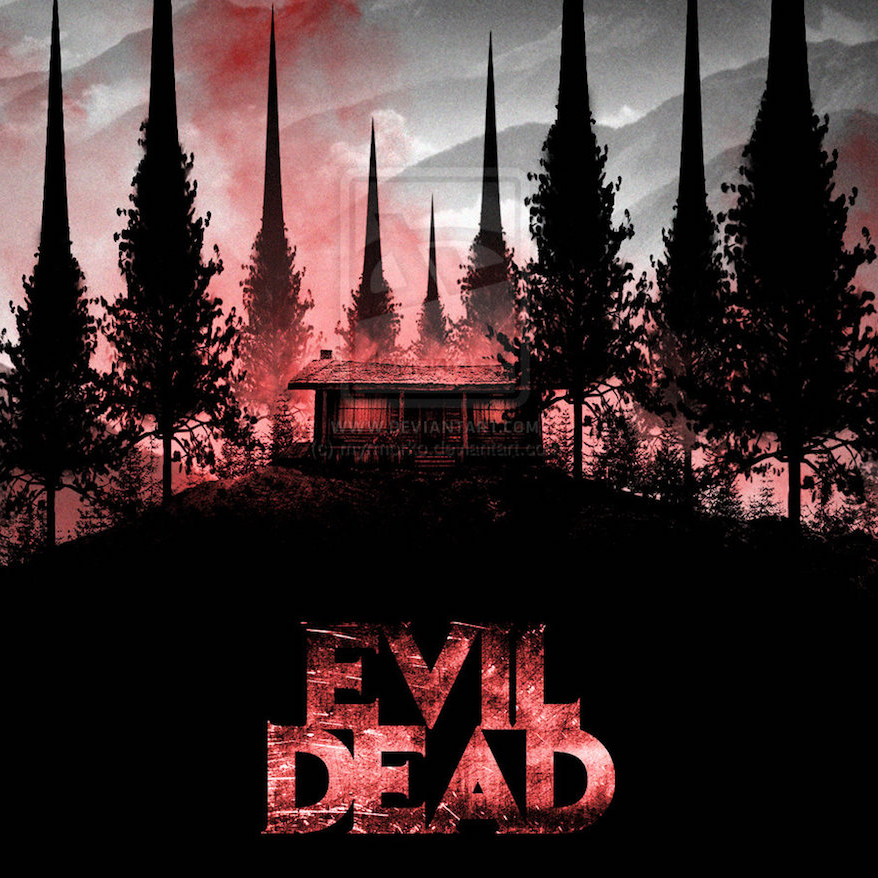 Evil Dead Movie Posters w/ TVSeries