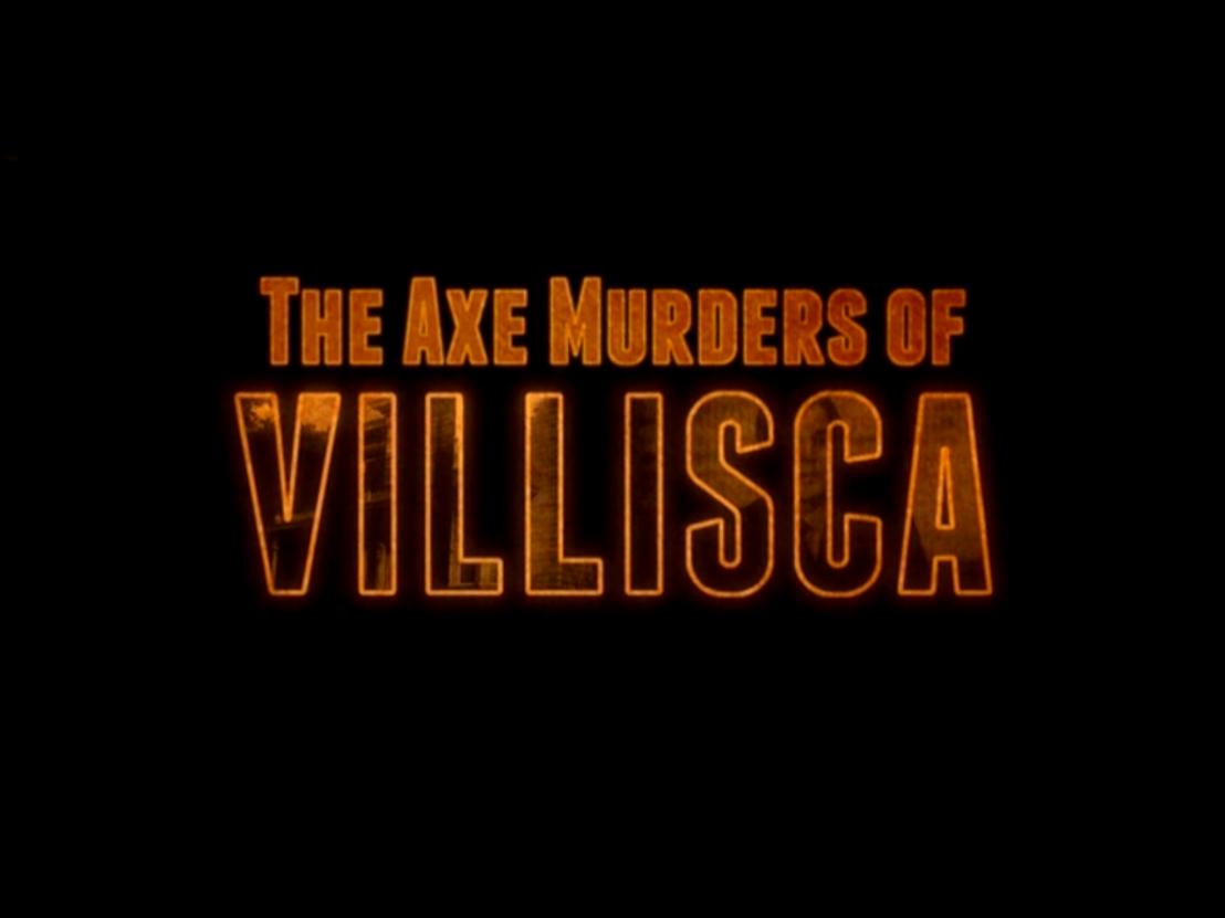 The Axe Murders of Villisca Logo