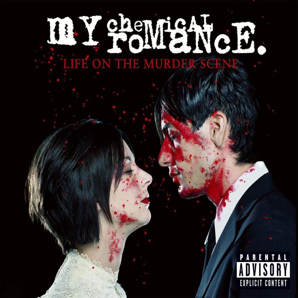 My Chemical Romance AlbumCovers