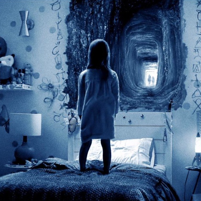 Paranormal Activity Movie Posters