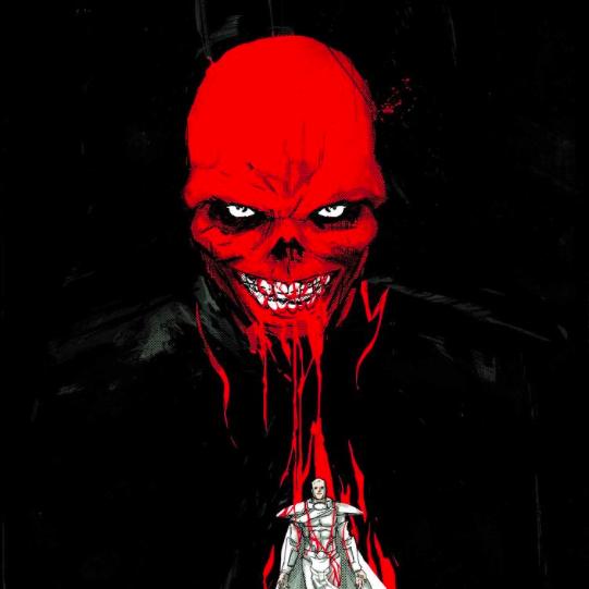 Red Skull Vol 2. #1-3 CoverArt