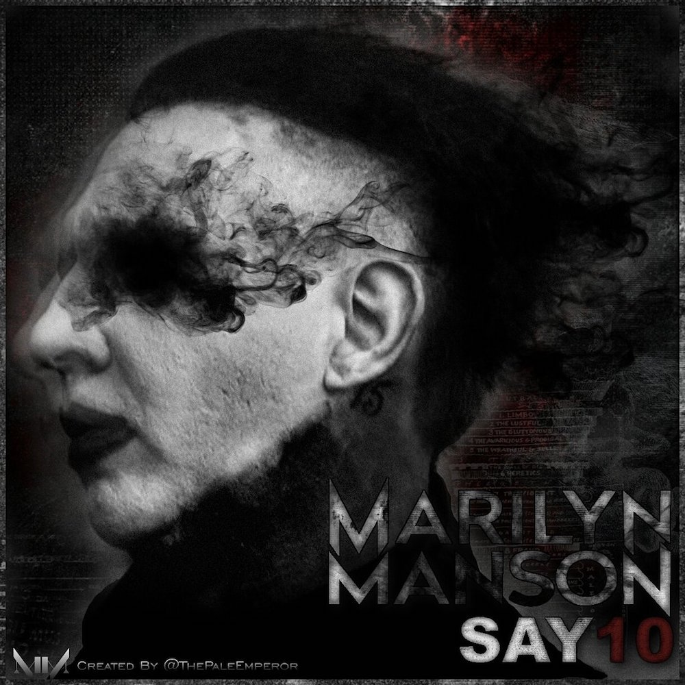 Marilyn Manson Album Covers