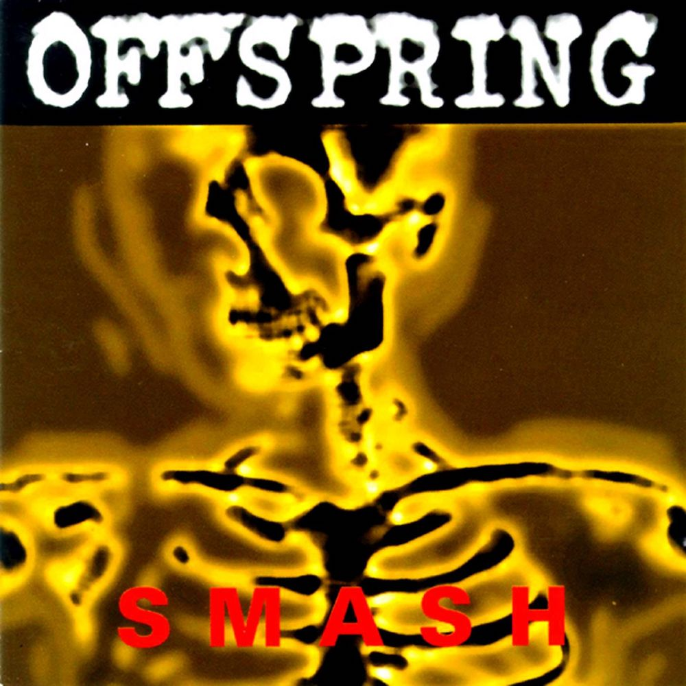 The Offspring Album Covers
