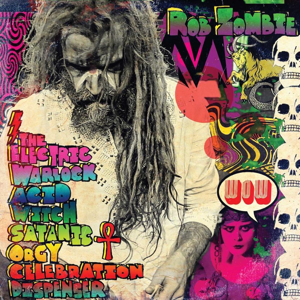 Rob Zombie AlbumCovers