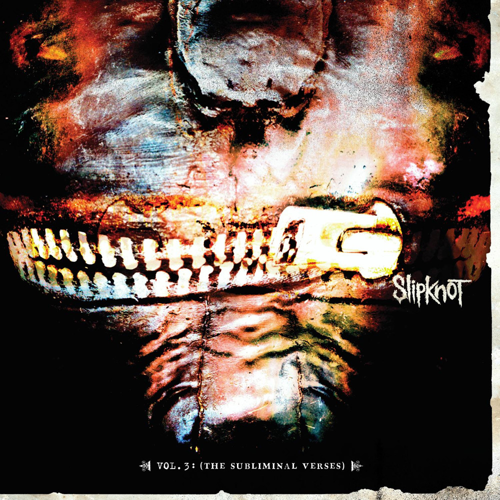 Slipknot Album Covers
