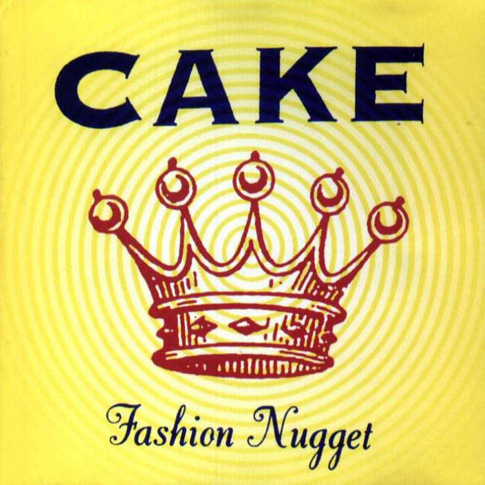 Cake Album Covers