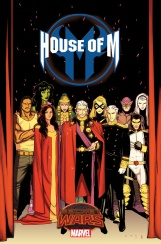 House of M Vol 2 #1 (2015)