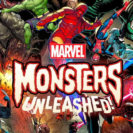 Monsters Unleashed Recaped