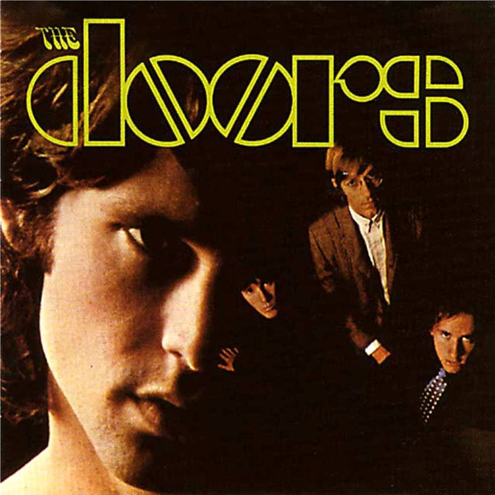 The Doors Album Covers