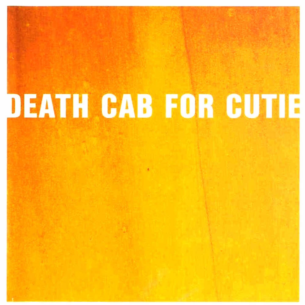 Death Cab for Cutie Album Covers