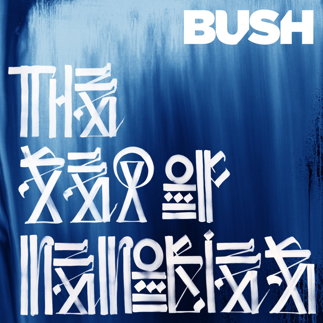 Bush Album Covers