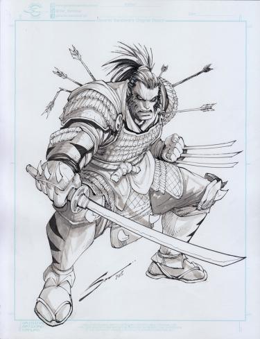 wolverine-samurai