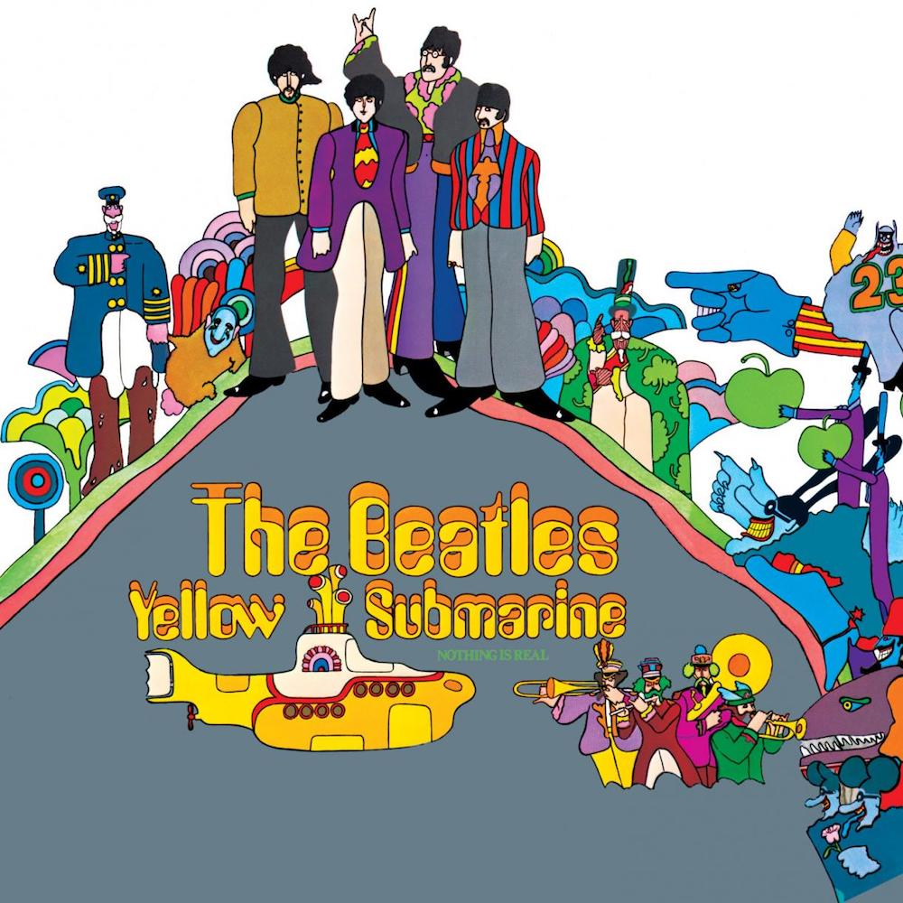 The Beatles AlbumCovers