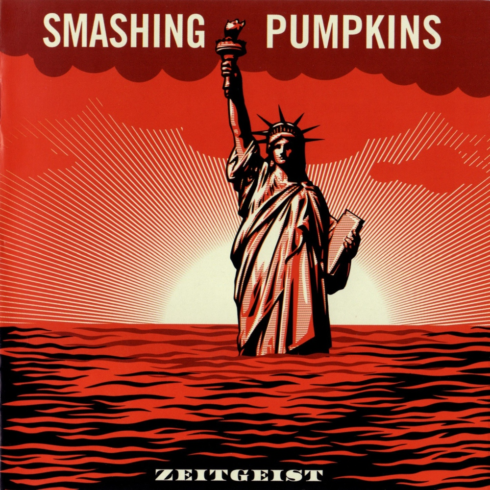 Smashing Pumpkins Album Covers