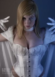 Emma Frost Cosplay 12