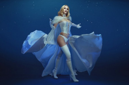 Emma Frost Cosplay 18