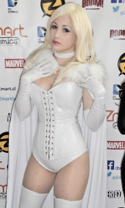 Emma Frost Cosplay 23