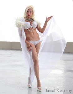 Emma Frost Cosplay 24