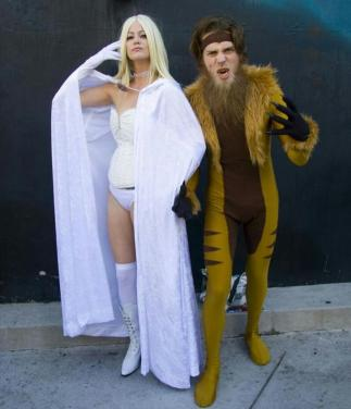 Emma Frost Cosplay 42
